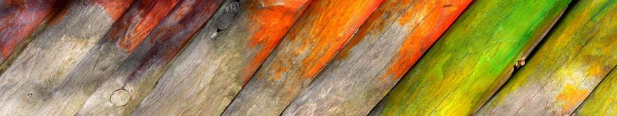 Banner Holz